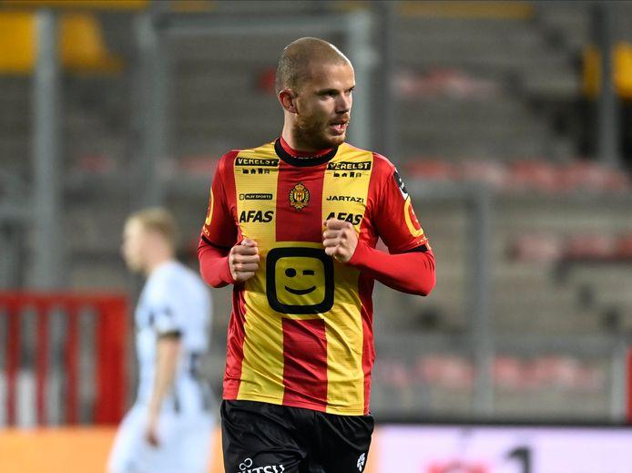 Geoffry Hairemans was de voorbije weken telkens een van de betere spelers op het veld bij KV Mechelen.