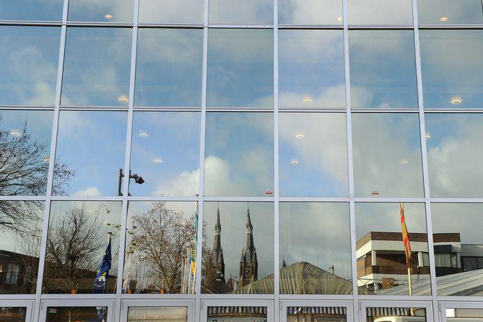 Het gemeentehuis in Cuijk.