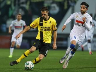 """Jef Van der Veken houdt met Lierse nog eens de nul: """"Punt en clean sheet doen deugd, zeker in derby"""""""