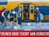 ProRail kampt met personeelstekort: vandaag minder treinen