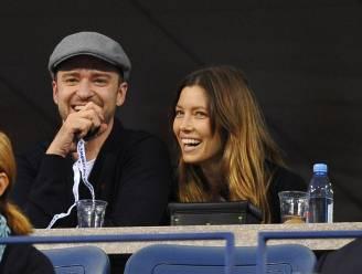 Jessica Biel vanaf nu officieel mevrouw Timberlake