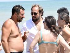 La tournée des plages de DJ Salvini attendra