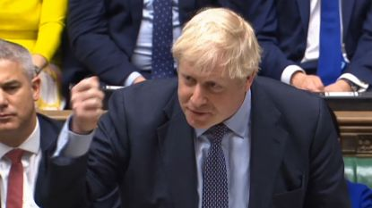 LIVE. Boris Johnson wordt uitgejouwd in Brits parlement terwijl hij brexitdeal verdedigt. Volg het hier