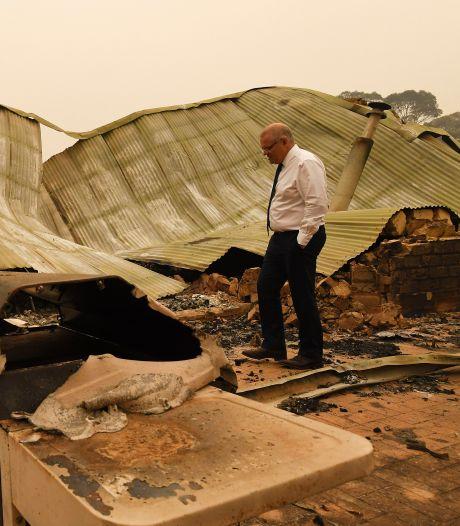 Australische premier kondigt diepgaand onderzoek naar bestrijding bosbranden aan