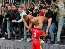 Vuurwerk, bier en veel spanning: de eerste IJsselderby in 4 jaar laat supportersharten sneller kloppen