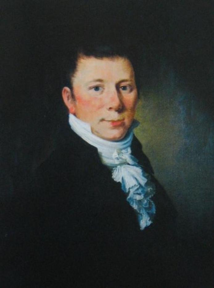 A.C.W. Staring: dichter, landbouwhervomer en componist.
