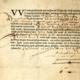 Uniek Amsterdams VOC-aandeel uit 1606 gevonden