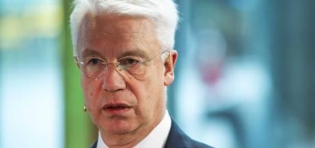 Topman Van Dijkhuizen vertrekt bij ABN Amro