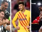 Le gros coup de la Juve face à Chelsea, Benfica humilie le Barça, CR7 sauve Man U à la dernière minute
