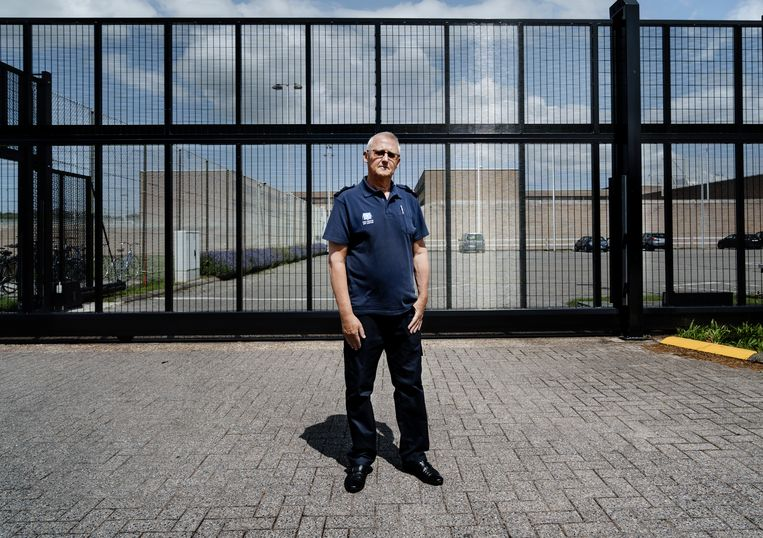 Michel Ackaert. Beeld © Eric de Mildt