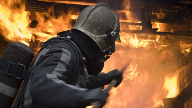 Van de ruim 350 woningbranden per jaar in de regio Amsterdam hoopt het team er zo'n honderd te onderzoeken. Foto ANP Beeld
