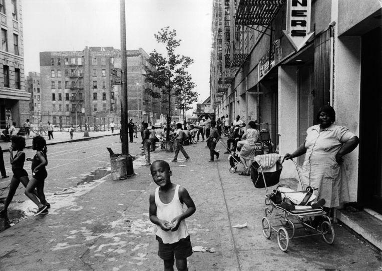 Harlem Shuffle neemt de lezer mee naar het Harlem van begin jaren zestig. Beeld Getty Images