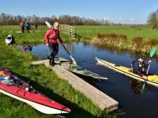 Nieuw: kanovaren van Bodegraven naar Gouda (nu de andere watersporters nog)