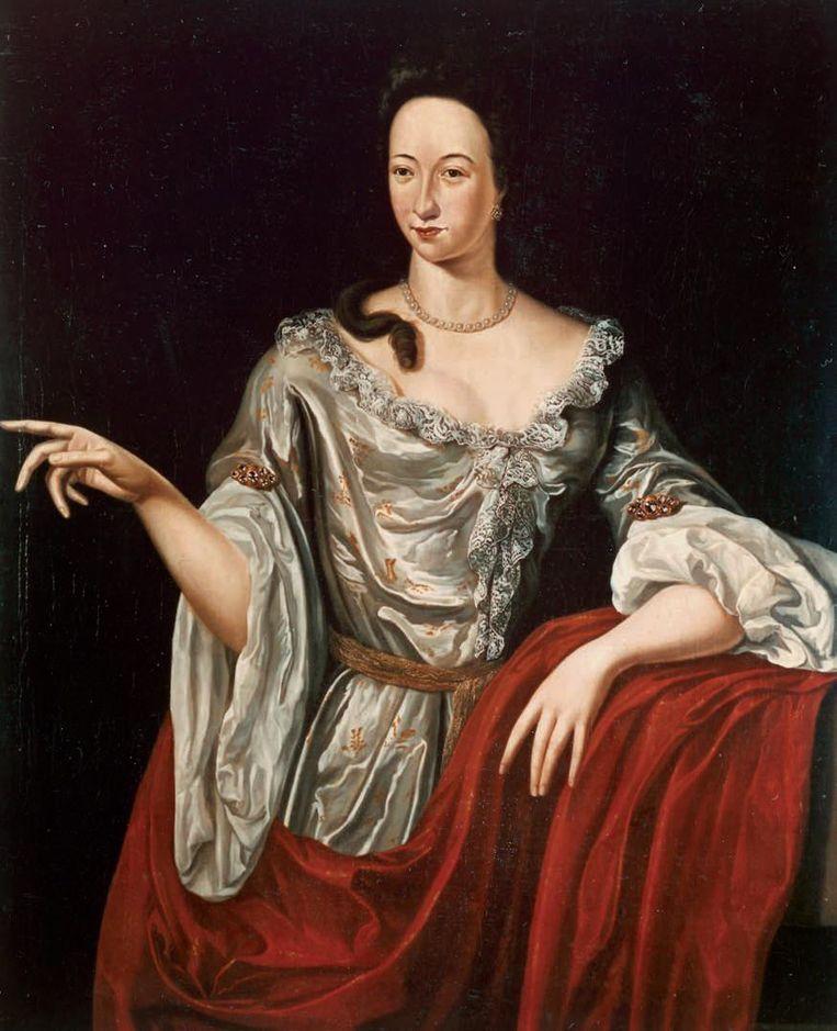 Maria Catharina Feith, schilder onbekend. Collectie Feithenhof (regentenkamer), Elburg  Beeld