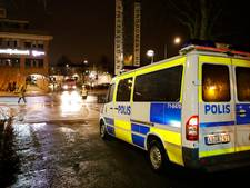 'Gemaskerde mannen bekogelen synagoge in Göteborg met molotovcocktails'