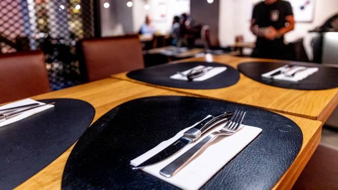 Restaurant à l'intérieur ou à l'extérieur, une heure de fermeture potentiellement identique