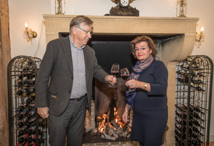 Hans en Sylvia Ventevogel.