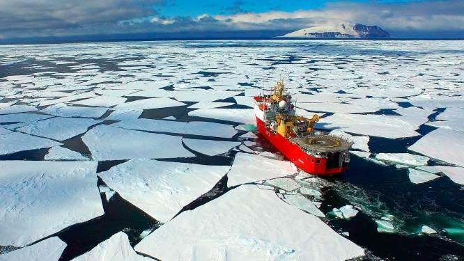 Belgische onderzoekster op missie naar 'mysterieus ecosysteem' op Antarctica