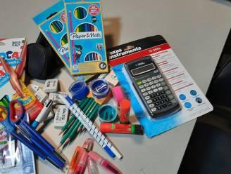 Resto du Cœur Tienen verzamelt meer dan 150 schoolpakketten voor kansarme gezinnen