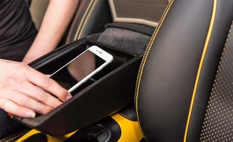 Een 'kooi van Faraday' zorgt ervoor dat je smartphone volledig nutteloos wordt.