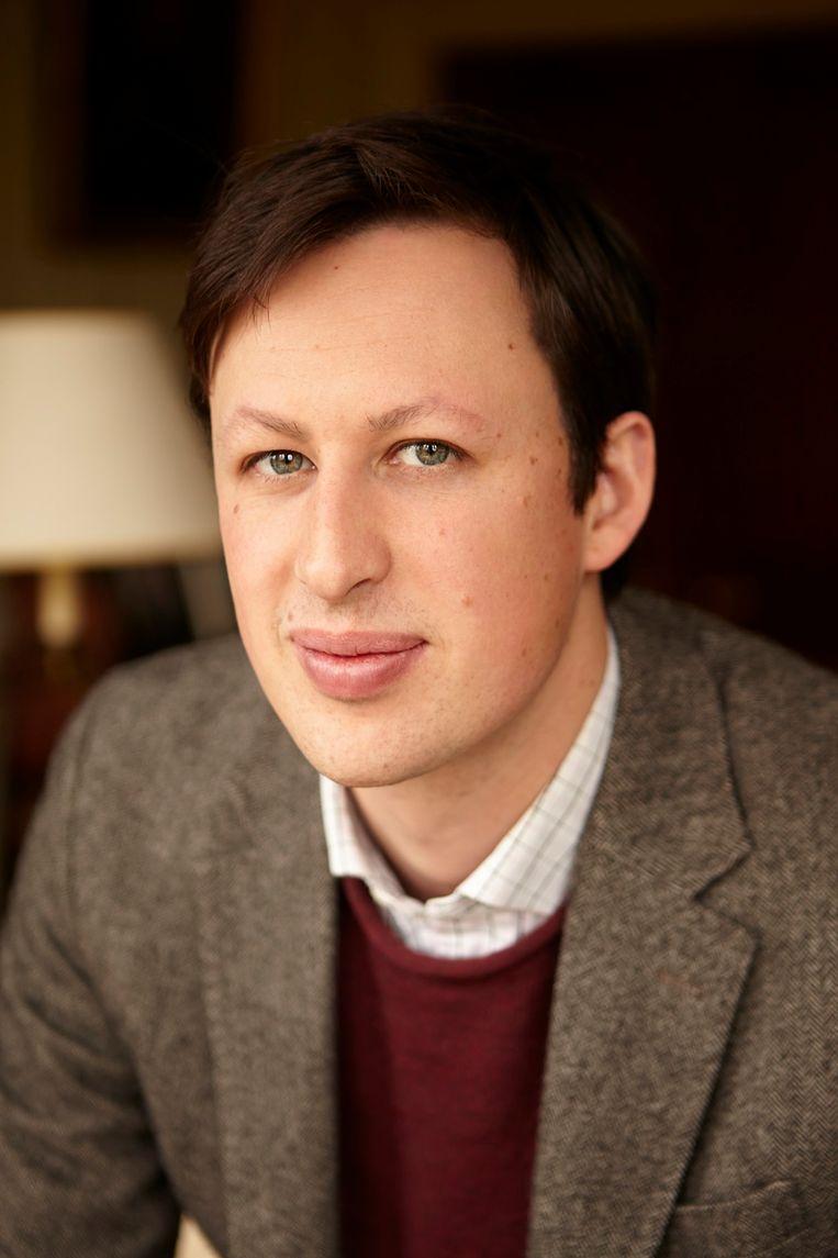 Alexander Starritt Beeld