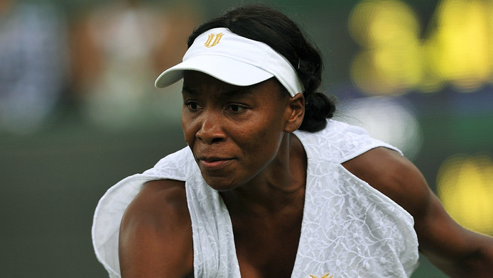 Venus Williams.