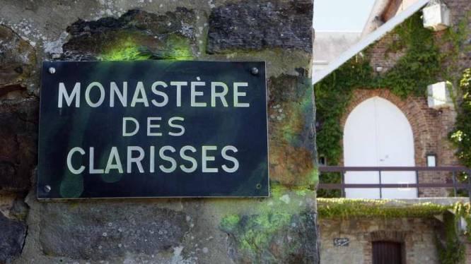 Vakbond klaagt over dure beveiliging klooster Malonne