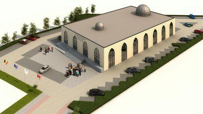 Groen licht voor moskee in Sterrestraat
