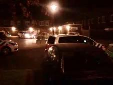 Woningbrand Deventer, vermoedelijk door naar binnen gegooid illegaal vuurwerk