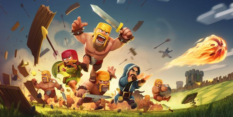 null Beeld clash of clans