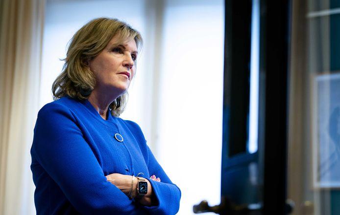 Kamerlid Pia Dijkstra (D66) vindt een wettelijke bedenktermijn 'onnodig en betuttelend'.