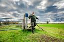 Tino van Beek werkt voor Stichting IJssellandschap.