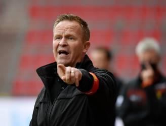 """Vrancken tempert: """"Spelers mógen dromen van Europees voetbal, maar..."""""""