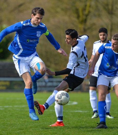 Eerste elftal SV Epe komt vanwege coronabesmetting niet in actie