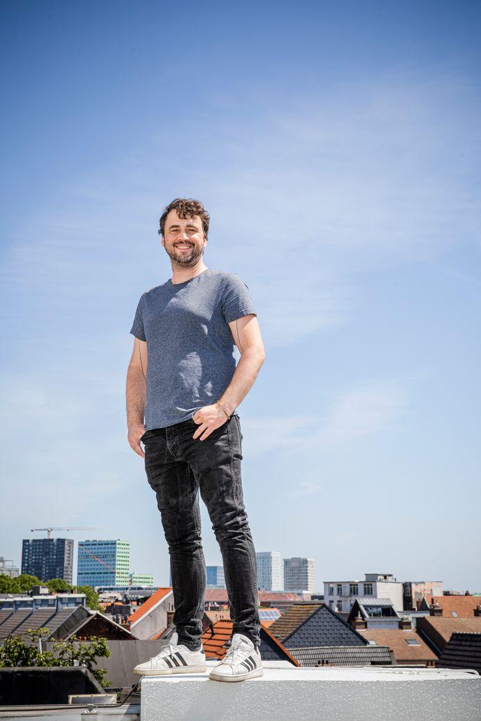 Lode Uytterschaut, CEO van Start it @KBC
