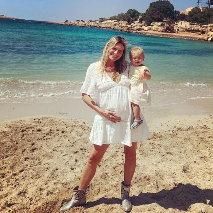 Nathalie Meskens opnieuw zwanger