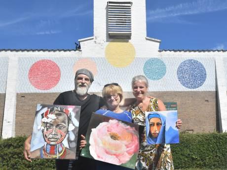 Roat zamelt kunstwerken in over de lichtpuntjes van de Vlissingers