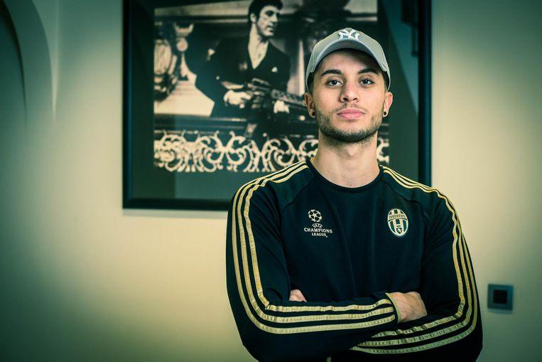 Karim Leone (20).