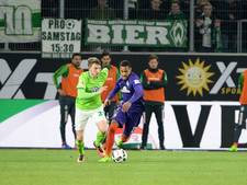 Bruma en Bazoer niet in actie bij nederlaag Wolfsburg
