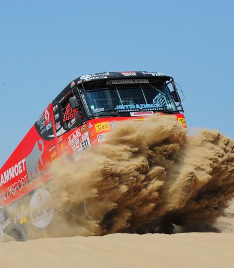 Van Kasteren wint eerste etappe Morocco Desert Challenge: 'Een lekker begin'