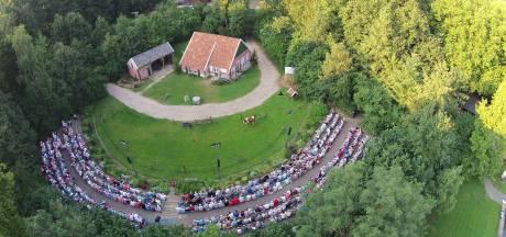 Ook voor dit jaar vervliegt het theaterseizoen voor Openluchttheater 't Galgenveld bij Borculo
