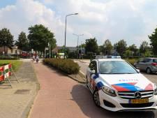 Bestuurster scootmobiel gewond na botsing met personenauto in Veghel