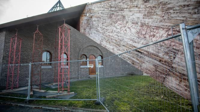 Zwamvorming krijgt kerk Schoonbeek niet klein: bezoekers vermoedelijk vanaf zomer weer welkom