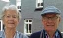Het echtpaar Riet en Jo van Heck.