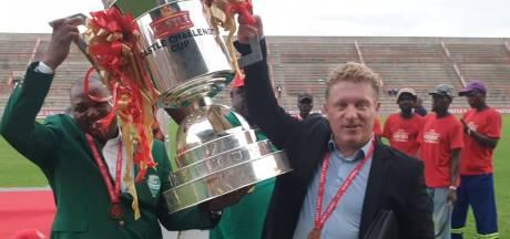 'Viralcoach' Pieter de Jongh liep bij VRC al op lakschoenen en in dure pakken rond