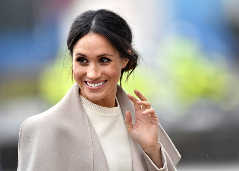Meghan Markle in 2019.