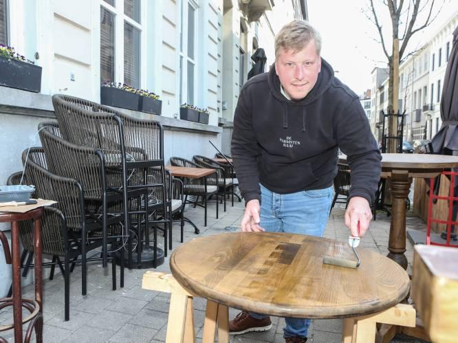 Vlaanderen wordt opnieuw één groot terras, nog groter dan vorige keer