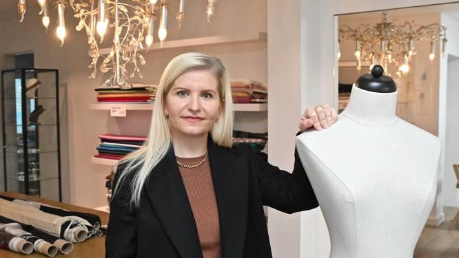 """Aferdita verruilt exclusieve stoffenwinkel voor eigen modelabel: """"Tijd om grote droom na te jagen"""""""