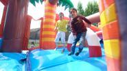 Buitenspeeldag in park van Schelle