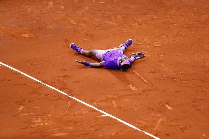 Premier titre de l'année pour Rafael Nadal, au terme d'un sacré combat.